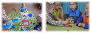 Проект «Каргопольская игрушка – ты ребятам всем подружка»
