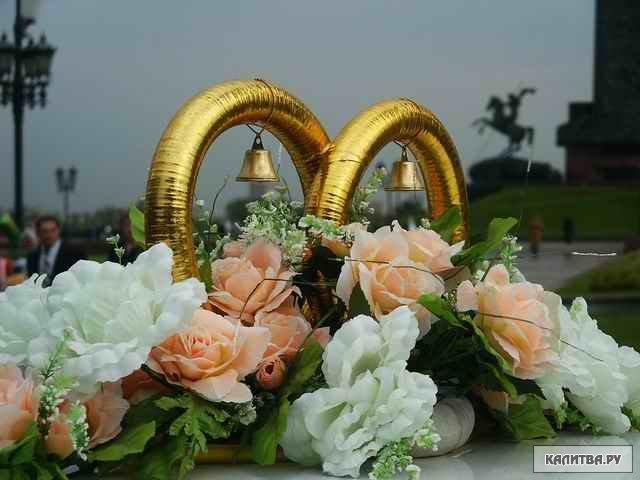 Сценарий Золотой или Серебрянной свадьбы