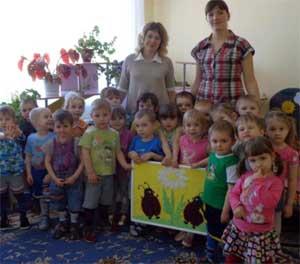 Паспорт творческо-экспериментального проекта «Бумажные фантазии» для младшей группы детского сада.