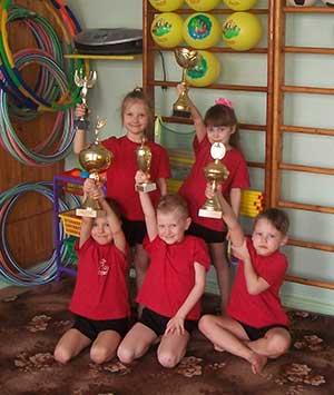 К здоровой семье через детский сад