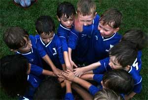 Опыт работы на тему: «Физическое развитие детей младшего дошкольного возраста»