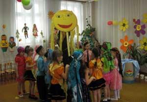 Использование народных игр в работе с детьми с общим недоразвитием речи