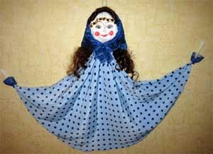 Занятия с детьми дошкольного возраста - Куклы - марионетки