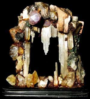 Уральские камни