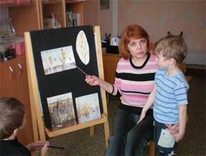 Доклад на тему «Роль речи воспитателя в развитии речи детей»