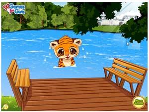 «Уход за тигренком»