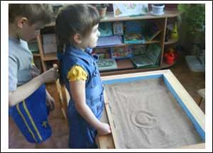 Дидактические упражнения по теме: «Игры с песком для развития математических способностей ребёнка».