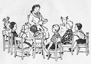 Как заучивать наизусть стихотворения с детьми 3 – 4 лет?