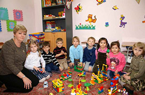 Система обучения воспитателей планированию воспитатель-образовательной работы с детьми