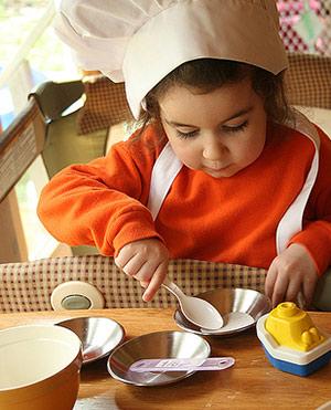 Рекомендация для родителей.- Игры  для детей  старшего дошкольного возраста с мамой на кухне
