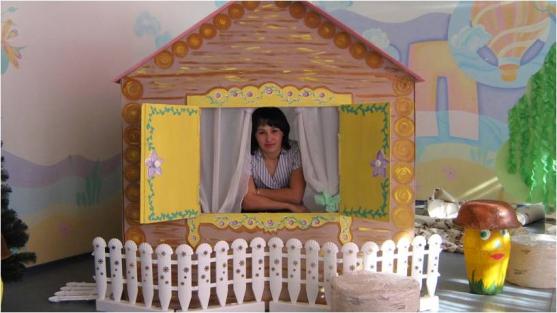 Музыкальная сказка «Репка». Сценарий спектакля для детей среднего дошкольного возраста