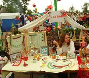 Проект «Духовно-нравственное воспитание детей дошкольного возраста через участие в Православных ярмарках»