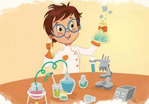Мастер – класс для педагогов на тему: «Развитие познавательной активности детей через игры – экспериментирование»