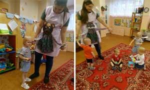 Использование методического пособия «Сарафан Матрена», как средство облегчения адаптации детей к условиям детского сада
