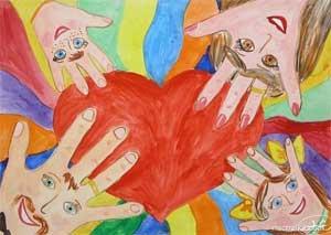 Опыт работы по социально — нравственному воспитанию детей при тесном взаимодействии с семьей.