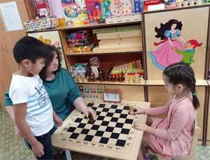 Статья «Шахматная страна».
