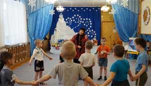 Сценарий мероприятия для детей 5-7 лет с использованием ИКТ и здоровьесберегающей технологии «Интегративный театр» по сказке «Мороз Иванович»
