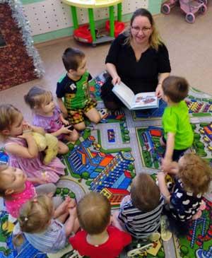 Патриотическое воспитание через русские народные сказки для детей младшего дошкольного возраста.