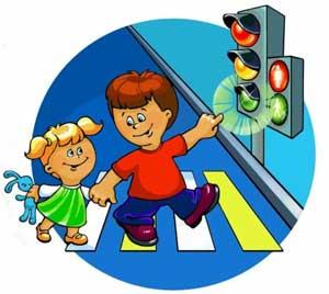 Проект «Правила дорожного движения» для детей старшего дошкольного возраста