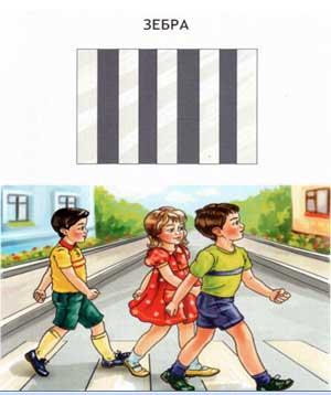 Конспект НОД «Правила дорожного движения» для детей старшего дошкольного возраста.