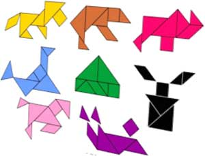 «Формирование математических представлений у детей дошкольного возраста через игровую деятельность»