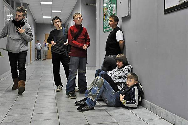 кадр из фильма Школа