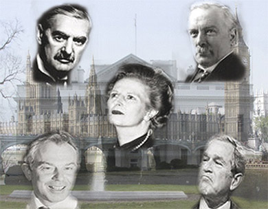 гибрис-синдром у политиков