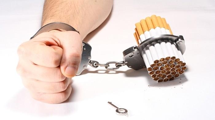 поскорее бросайте курить