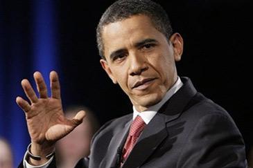 Выборы Обамы