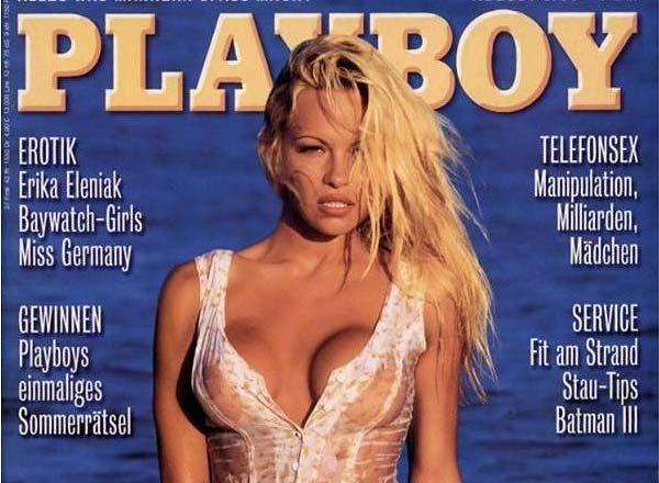 Playboy Pamela