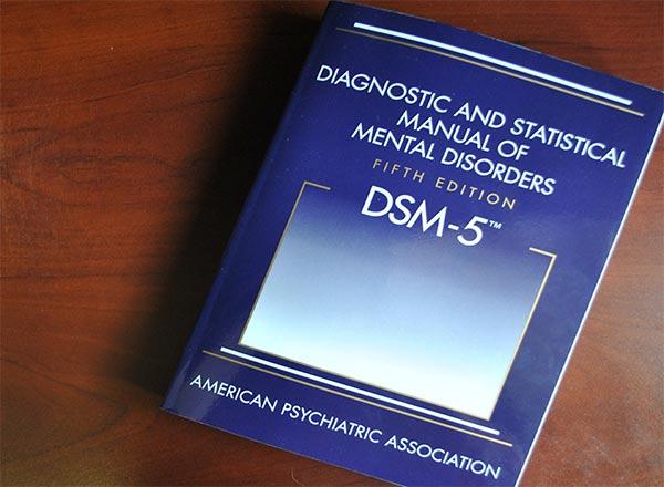 расстройства личноси согласно DSM-5