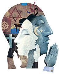 происхождение религии