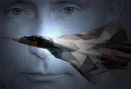 Гибридная война и личность Путина