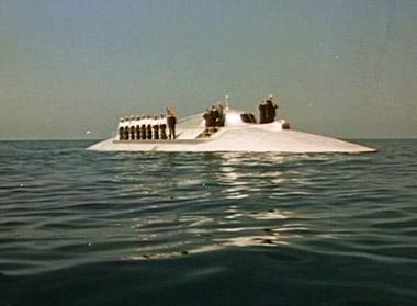 Тайна двух океанов, 1956