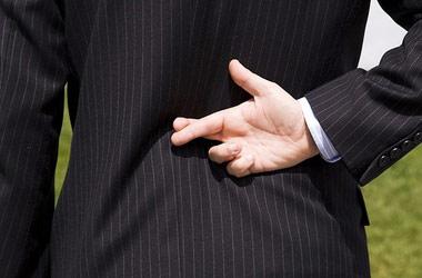ложь и вранье в бизнесе
