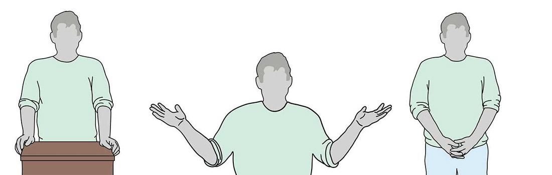 язык тела и значение жестов