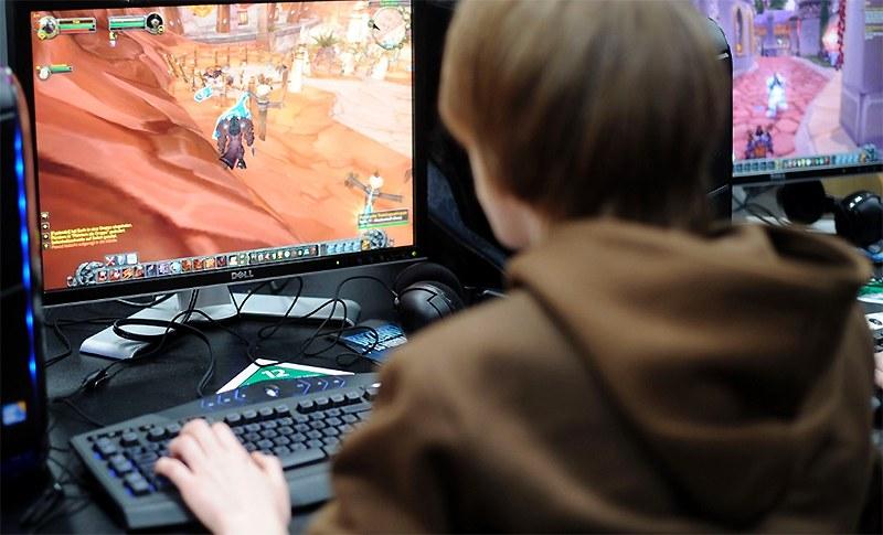игровая зависимость у детей и подростков