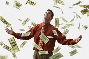 счастье в деньгах