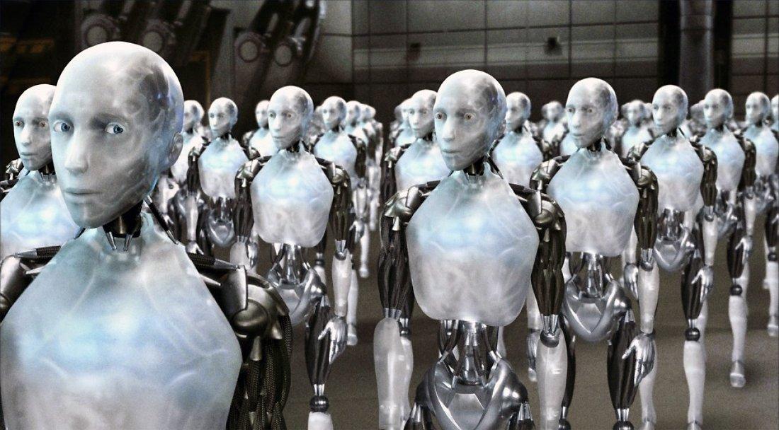 восприятие человекоподобных роботов