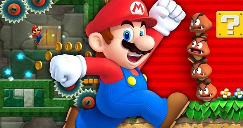Супер-Марио видеоигра Super Mario 64