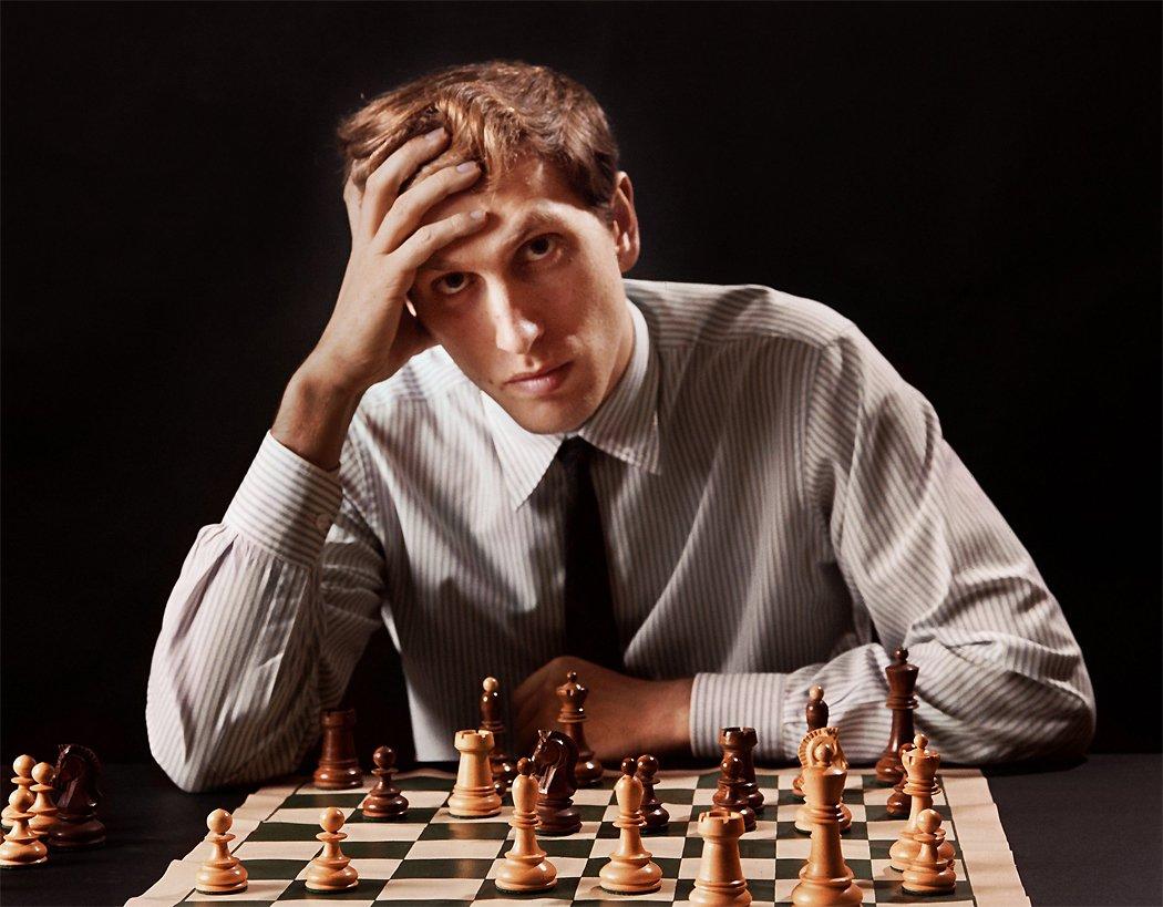 мозг шахматиста