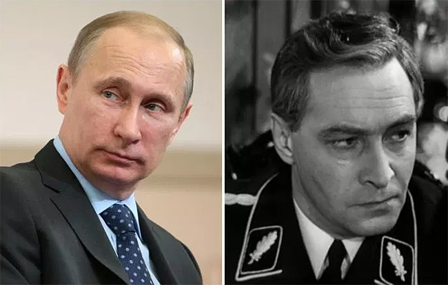 Путин как Штирлиц в массовом сознании