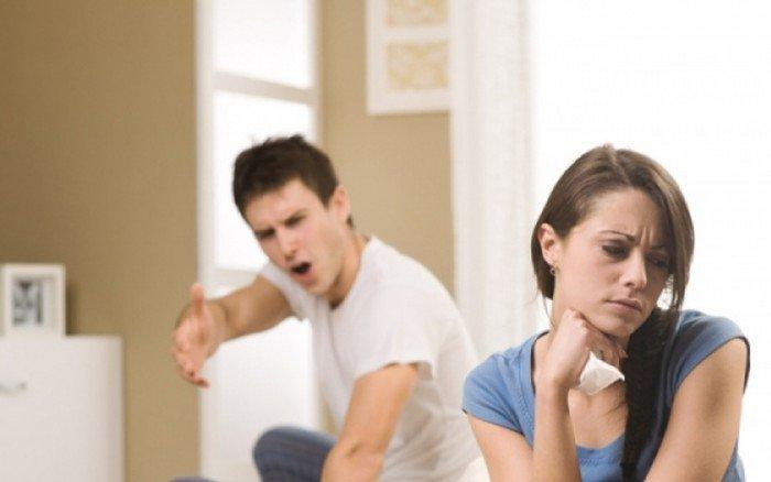 Если любимый эгоист и для него отстоять свою позицию важнее чем быть с вами