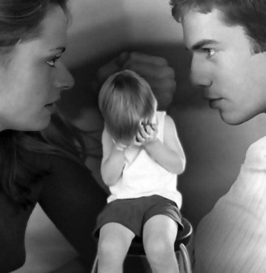 Пониженное либидо у ребенка ставшего психологическим мужем своей матери