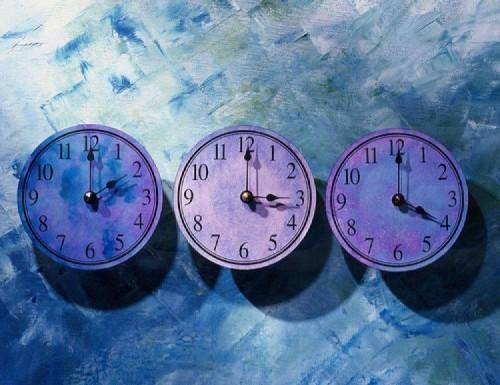 Время Жизнь здесь и сейчас