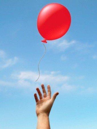 Притча Воздушный шарик смысл жизни внутренняя пустота