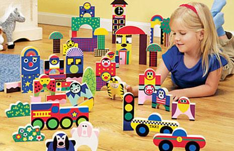 Пространство игровой комнаты как психологически безопасная среда для ребенка Часть 1
