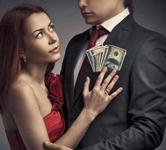 Мужчина и деньги Что делать если мужчина жадный и скупой Как заставить мужа тратить деньги на жену