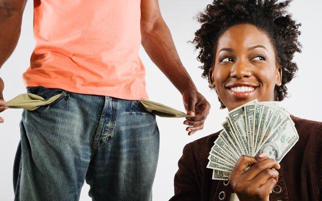 Ей от меня нужны только деньги О природе женской меркантильности