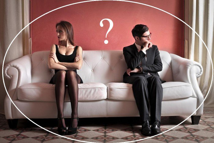 Женщина должна быть недоступной а мужчина ее добиваться